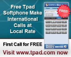 tpad softphone